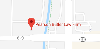 map for Pearson Butler Attorneys at Law office