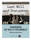 photo of Dangers of Do-It-Yourself Wills and Living Trusts